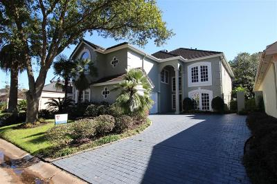 League City Single Family Home For Sale: 2624 Rose Hill Drive