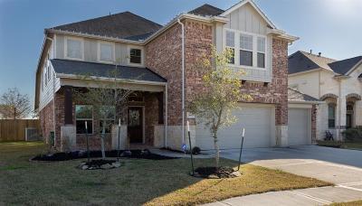 League City Single Family Home For Sale: 2863 Flower Creek Lane
