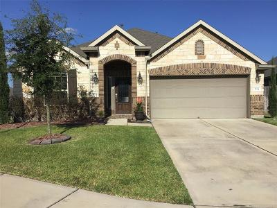 Katy Single Family Home For Sale: 3534 Coleman Creek Court