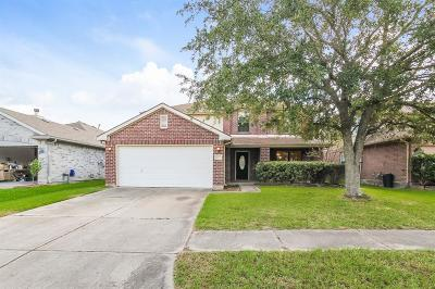 Baytown Single Family Home For Sale: 7707 Hunters Peak Lane