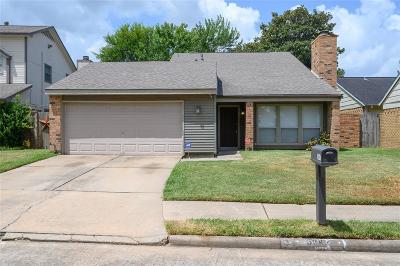 Missouri City Single Family Home For Sale: 3647 Duncaster Drive