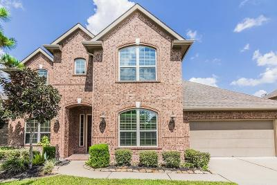 Fort Bend County Single Family Home For Sale: 21026 Cordell Landing Drive