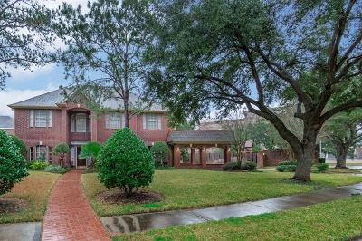 Sugar Land Single Family Home For Sale: 1911 Lakebend Drive