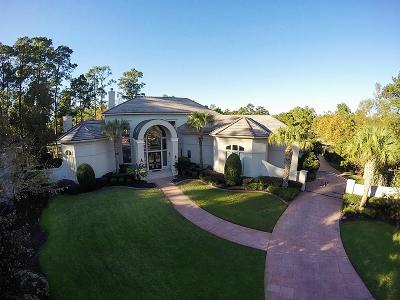Single Family Home For Sale: 16815 Southern Oaks Drive