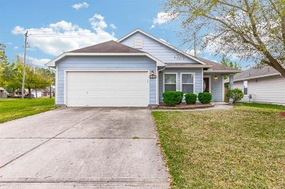 Houston Single Family Home For Sale: 9418 Belleclaire Lane