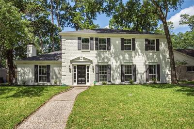 Houston Single Family Home For Sale: 715 Thistlewood Drive