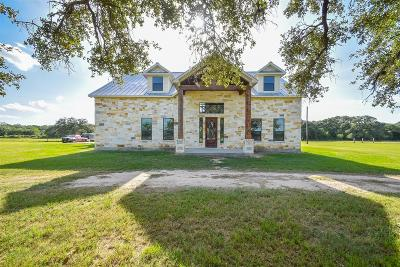 Wharton County Country Home/Acreage For Sale: 2602 County Road 395