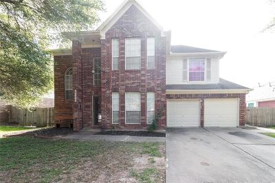 Katy TX Single Family Home For Sale: $179,900