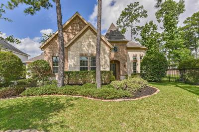 The Woodlands Single Family Home For Sale: 101 N Sage Sparrow Circle