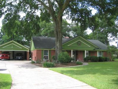 Tomball Single Family Home For Sale: 521 W Hufsmith Road