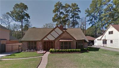 Spring TX Single Family Home For Sale: $120,000