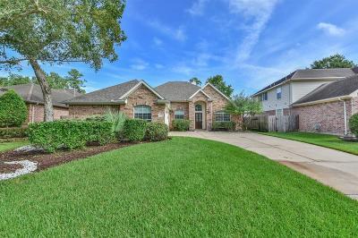 Summerwood Single Family Home For Sale: 13411 Summer Villa Lane