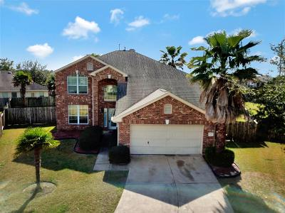 Katy Single Family Home For Sale: 21527 Hickman Manor Lane