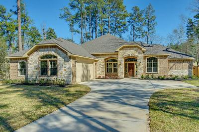 Magnolia Single Family Home For Sale: 32823 Oak Creek Drive