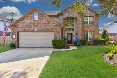 Fort Bend County Single Family Home For Sale: 2855 Five Oaks Drive