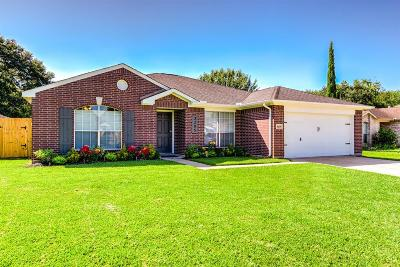 Alvin Single Family Home For Sale: 3205 Deer Trail Drive