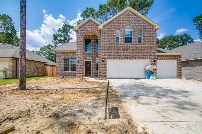 Crosby Single Family Home For Sale: 718 S Chamfer Way
