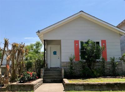 Galveston Multi Family Home For Sale: 4625 Avenue P 1/2