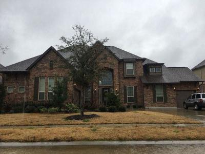 Cypress Single Family Home For Sale: 10614 Slumbering Falls Lane