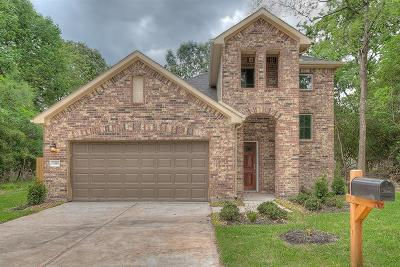 Montgomery Single Family Home For Sale: 11809 Mockingbird Lane