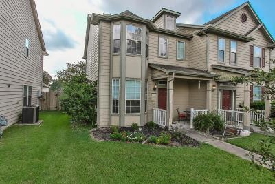 Spring Condo/Townhouse For Sale: 2230 Prairie Forest Trl