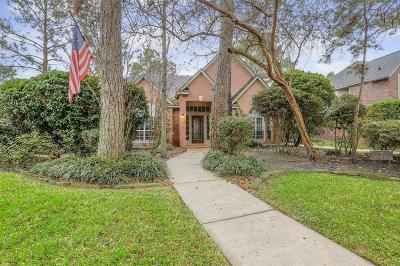 The Woodlands Single Family Home For Sale: 3 Stargazer Place