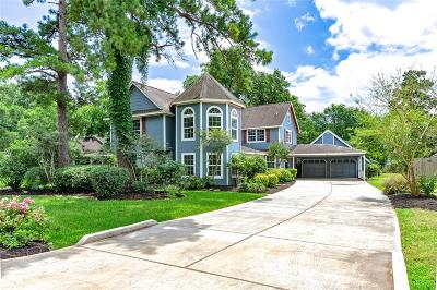 Humble Single Family Home For Sale: 11306 Cedarwood Drive