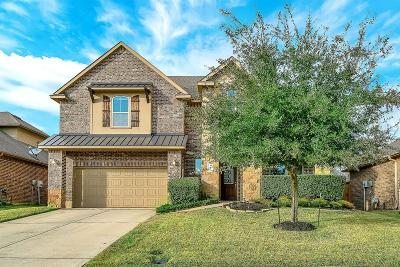 Conroe Single Family Home For Sale: 106 Jacobs Meadow Drive