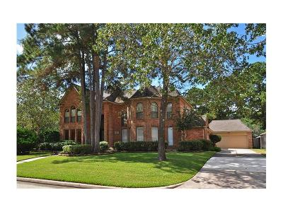 Kingwood Single Family Home For Sale: 1903 Tawny Oaks Drive