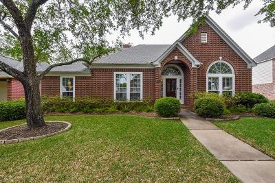 Missouri City Single Family Home For Sale: 2018 Westshore Drive