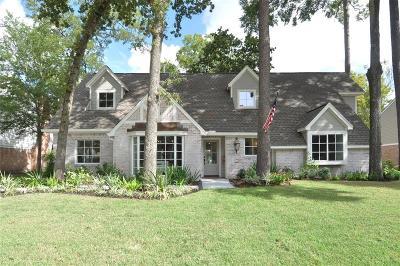 Houston Single Family Home For Sale: 14302 Cindywood Drive