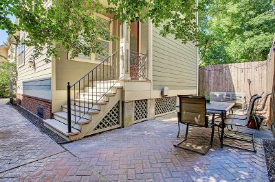 Houston Single Family Home For Sale: 1217 W 16th Street