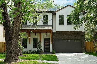 Bellaire Single Family Home For Sale: 1222 Howard Lane