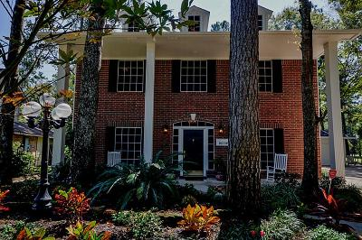 Crosby Single Family Home For Sale: 16006 Bollard Drive
