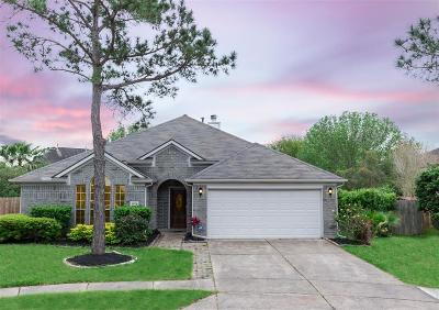 Pearland Single Family Home For Sale: 4838 Elkmont Court