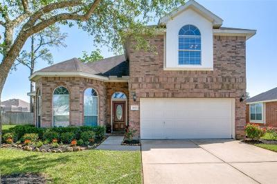 Tomball Single Family Home For Sale: 12607 Imperial Crossing Drive