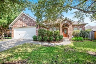 Single Family Home For Sale: 17606 Morning Dawn Court