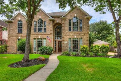 Cypress Single Family Home For Sale: 16018 Diamond Rock Drive