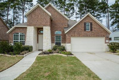 Spring Single Family Home For Sale: 4906 Sawmill Terrace Lane