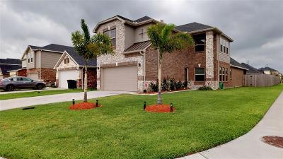Bacliff Single Family Home For Sale: 5102 Bay Lane