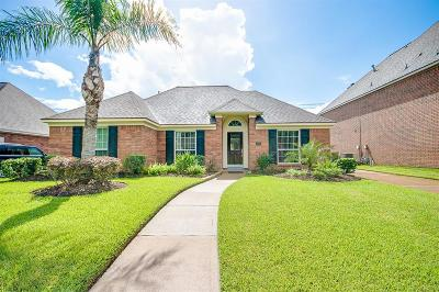 League City Single Family Home For Sale: 4705 Broadmoor Drive
