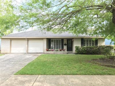 Bellaire Rental For Rent: 4506 Mimosa Drive