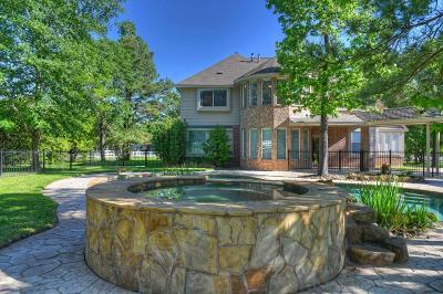 Magnolia Single Family Home For Sale: 12235 Pin Oak Drive