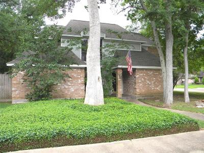 Fort Bend County Single Family Home For Sale: 1311 Richmond Court