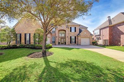 Katy TX Single Family Home For Sale: $625,000