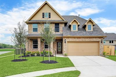 Dickinson Single Family Home For Sale: 4412 Lake Welchel Drive
