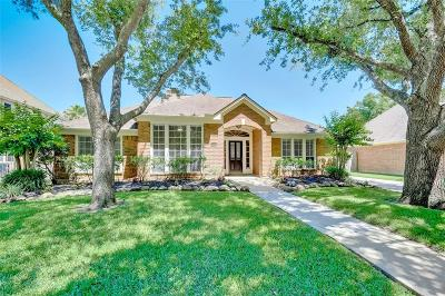 Cinco Ranch Single Family Home For Sale: 23306 Meadow Cross Lane