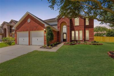 Sugar Land Single Family Home For Sale: 2331 Imperial Canyon Lane