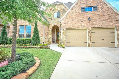 Montgomery Single Family Home For Sale: 321 Riverbend Crossing Drive
