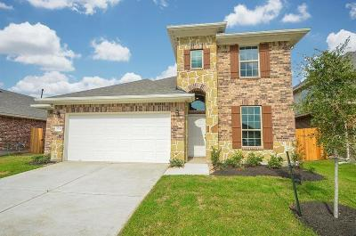 Katy TX Single Family Home For Sale: $286,946